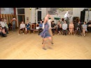 Lindy Hop Jack'N'Jill Finals Yana Okhotenko Vladimir Grishin Swinglandia 2016
