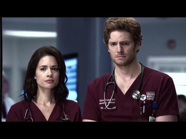 Медики Чикаго 3 сезон — Трейлер