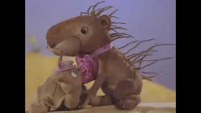 Крем брюле 1984 Кукольный мультфильм Золотая коллекция