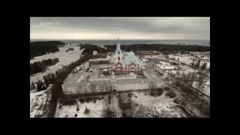 ARTE France TV Documentaire Valaam l'enchantement des Pâques russes 28 03 2016