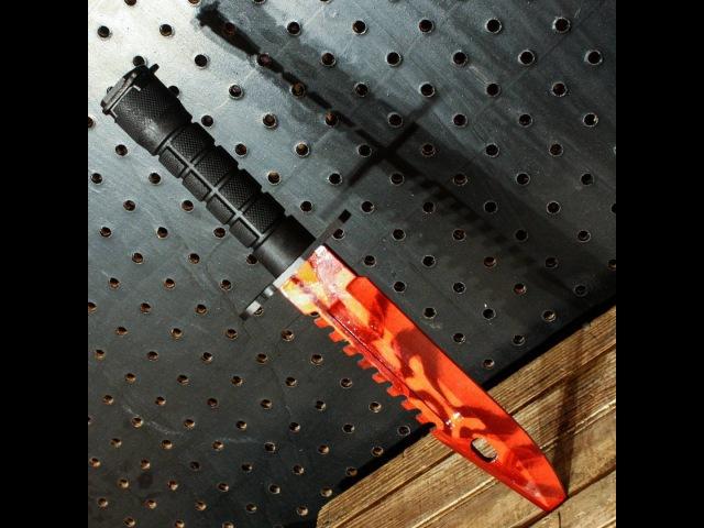Как сделать М9 Bayonet убийство | How to make M9 Bayonet Slaughter