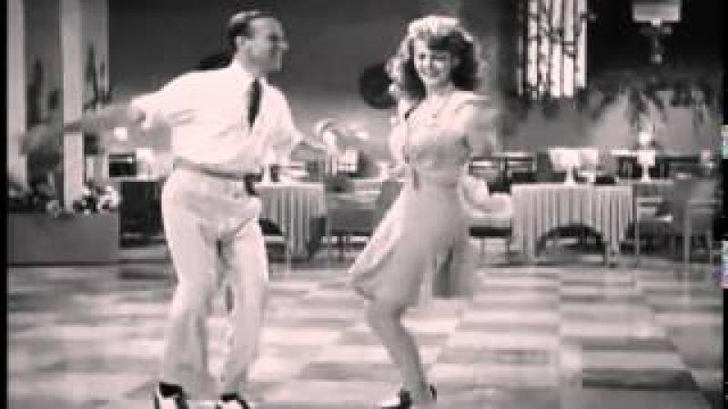 Elvis Presley (Bossa nova) end Fred Astaire Rita Hayworth
