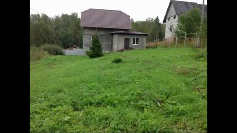 Дача с домом 174 кв м Сергиево Посадского района, вблизи д Алексеево СНТ Передовая Текстильщица