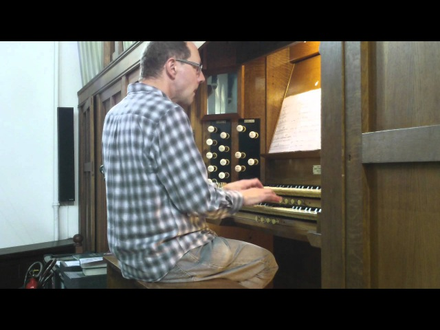 Gimme! Gimme! Gimme! - ABBA (Church Organ)
