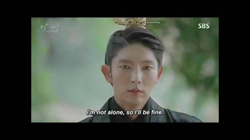 Wang So got back Hae Soo's urn. (Moon Lovers: Scarlet Heart-Ryeo)