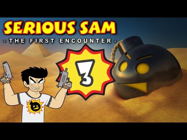 Прохождение Serious Sam HD The First Encounter 3 It's a Trap