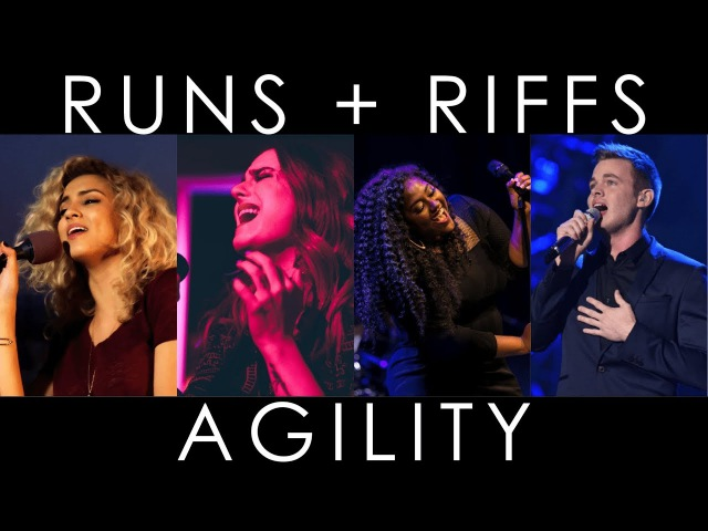 Singers Killing Riffs and Runs (Crazy Vocal Agility)