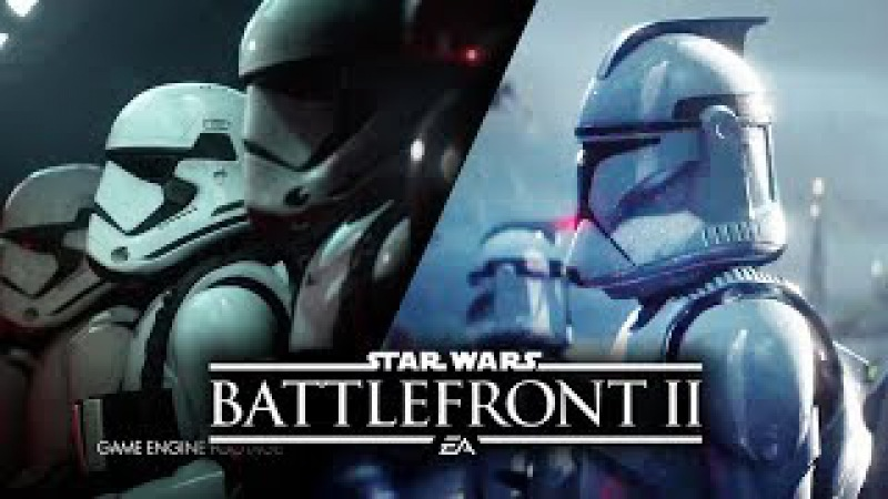 Star Wars Battlefront 2 - NEW UPDATES! Choosing Your Era, Hero Changes! New Gameplay Mechanics!