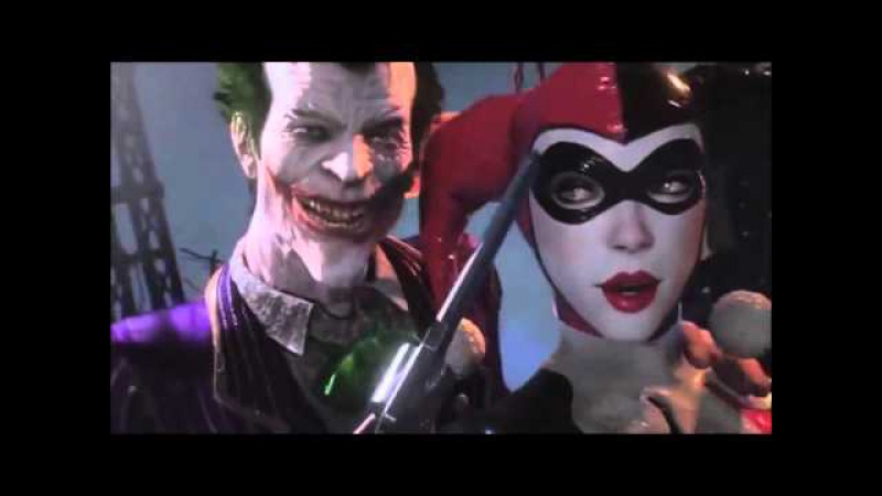 Joker/Harley Quinn { Partners In Crime }