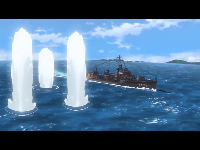 ✪ Harukaze Spee Y089 Hiei vs Musashi TYMAH MSK 6 00 AM wake up coub