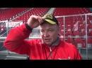 Я сказал Дацюку Павел даже не вздумай заканчивать интервью Гулявцева