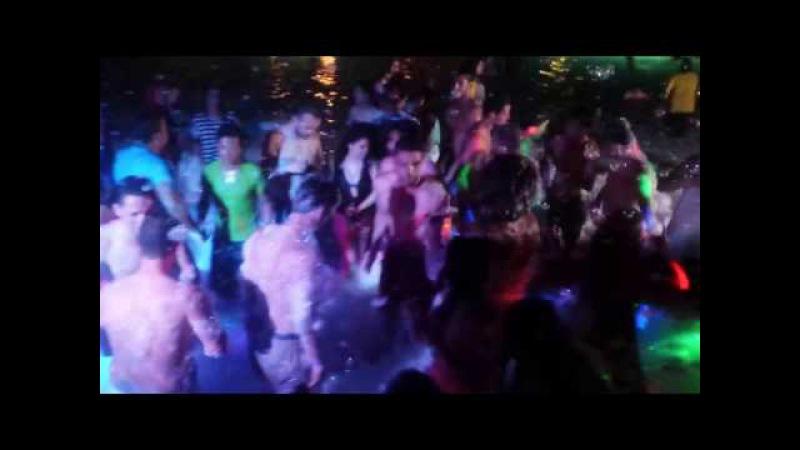 Hotel LTI Mahdia Beach Mahdia foam party