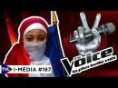 I-Média187: The Voice met les voiles