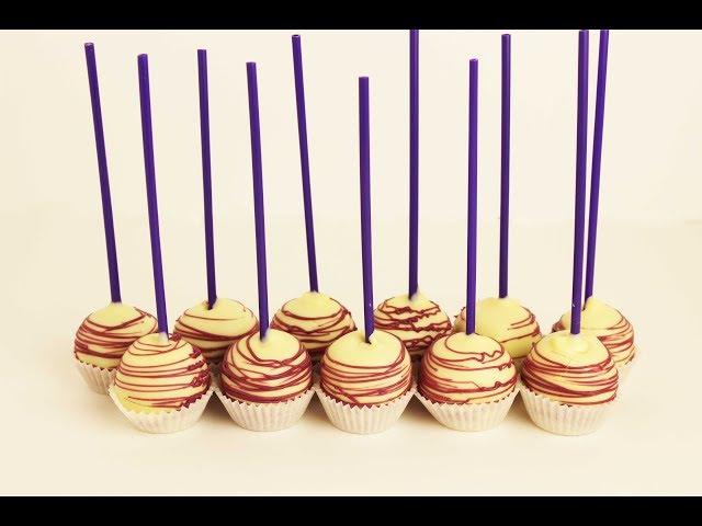 Шоколадные Кейк Попсы Рецепт Простой смотреть онлайн без регистрации