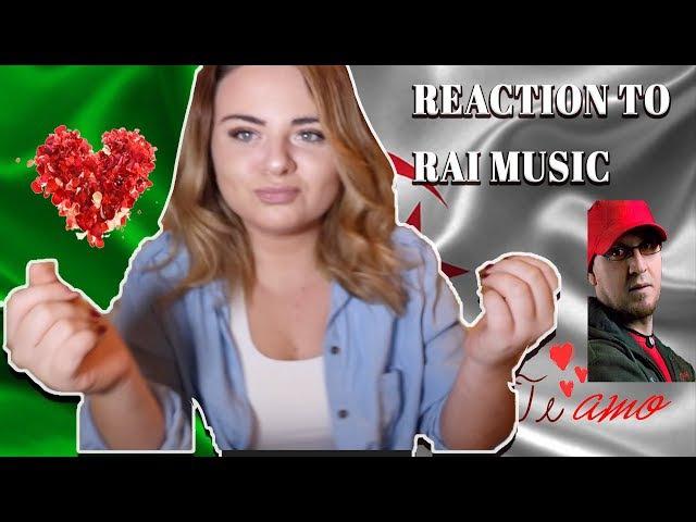 REACTING TO RAI MUSIC| TiiwTiiw,Cheb Bilal |🇩🇿🇲🇦