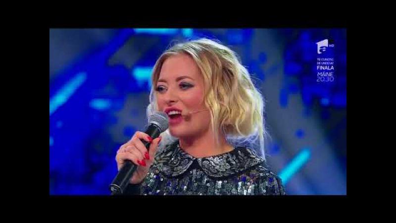 Delia, Horia Brenciu, Carla's Dreams şi Ștefan Bănică cântă pe scena X Factor