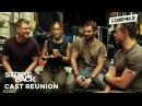 Cast Reunion with Philip Winchester Sullivan Stapleton | Strike Back | Cinemax