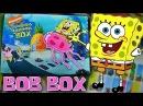 НАБОР СПАНЧ БОБ / SpongeBob SquarePants box