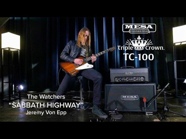 "Tone Sessions: The Watchers – Triple Crown™ TC-100 – ""Sabbath Highway"""