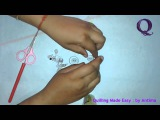 Tutorial # 33 Quilling Made Easy # How to make quilling rabbit using Paper -Paper Quilling Art