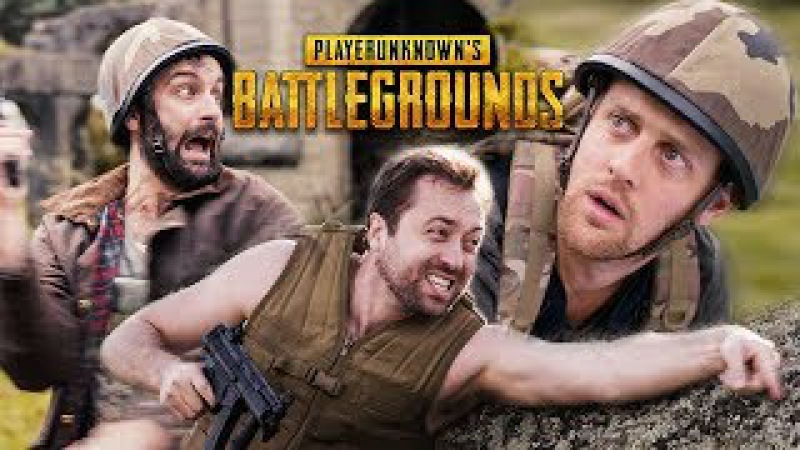 SUPERCUT - PUBG Logic - First 20 episodes - VLDL (funny skits about player unknowns battlegrounds)
