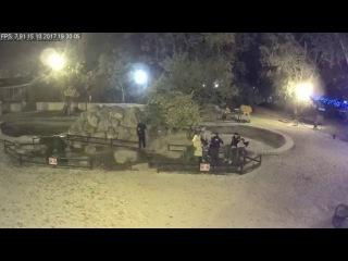 Керченская администрация разыскивает родителей малолетних вандалов
