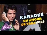 Christophe Rippert Un amour de vacances (Karaok