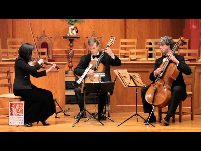 Tempo di Minuet non troppo Allegro from Grand Trio Divertissement extrait de Mozart by P. Porro