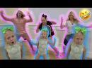 EVERLEIGH TEACHES US HOW TO DANCE **HILARIOUS**! With Cole Sav