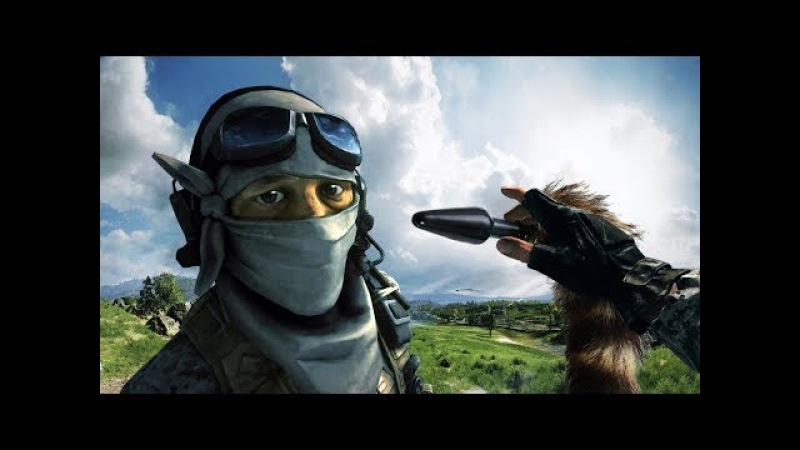 Мясник отстрапонил Снайпера ! Battlefield 3 (2018)