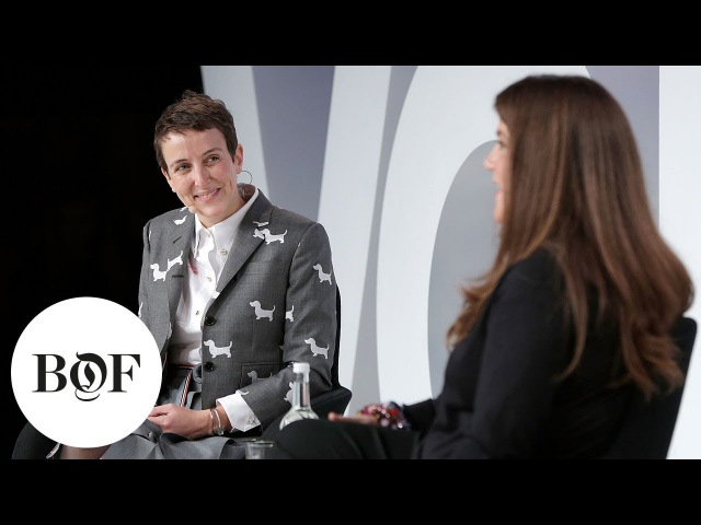 Colette and the Future of Retail | Sarah Andelman with Rachel Shechtman | BoFVOICES 2017