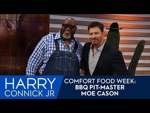 Comfort Food Week: BBQ Pit-master Moe Cason (Part 2)