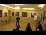 Отзыв Александр Данилов о курсе ораторского искусства ORATORIS тренер Антон Духовский