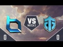 SWC2018 день 1 Obey Alliance vs Entity Gaming