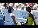 Открытый Чемпионат Австралии 2010 1 4 финала Ли На Китай Винус Уильямс США