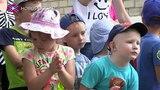 Елена Мельник в рамках проекта Забота дарит счастливые эмоции детям
