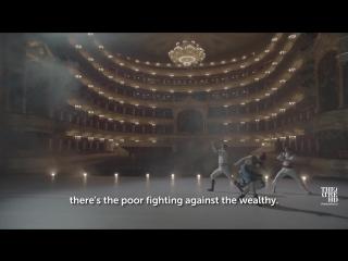 «ПЛАМЯ ПАРИЖА». Игорь Цвирко о балете. Большой балет в кино 2017-18
