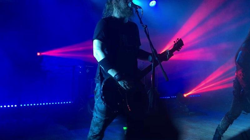 Pain Zombie Slam Live Novosibirsk 15 04 2018