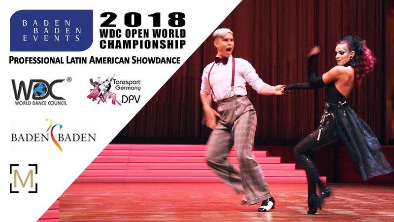 Davies - Kalinina, ENG   2018 WDC Pro WCH SD LAT - Baden Baden, GER - R1