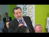 Скандальная речь Андрея Макарова на ПМЭФ-2018