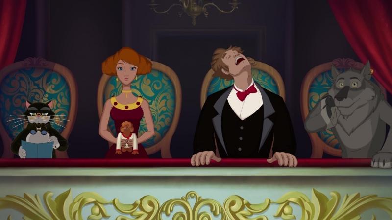 Причина №7 - В нашей опере не уснешь!