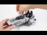 LEGO Star Wars Снежный спидер Первого Ордена 75100 - Быстрая сборка лего