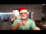 Поздравление от Дед Мороза с рождеством и Новым Годом!