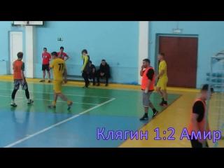 Амир Спартак (10:3) - (СОФЛ5х5)