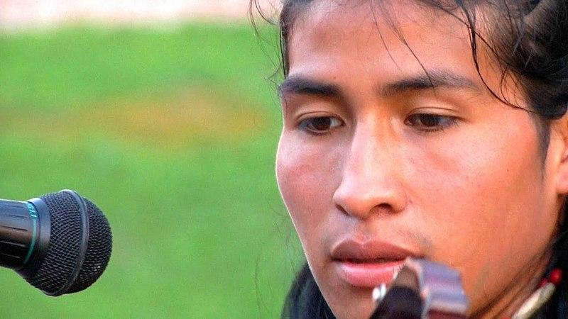 Live music of American Indians. Part 6, Rikchari, Ecuador