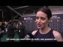 6 октября 2017 › Интервью на премьере фильма «Дыши ради нас» в рамках кинофестиваля «Zurich Film Festival»