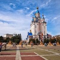 ПРЯМЫЕ рейсы в Хабаровск за 15700 рублей туда-обратно из Москвы