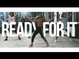 Танцы в Череповце с Александрой Сушенцевой | Taylor Swift - Ready For It | Танцевальный центр ЭлеФанк
