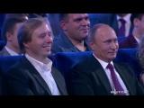 Семён Слепаков спел Путину в кремле все в ШОКЕ! (прикол 2017 HD)