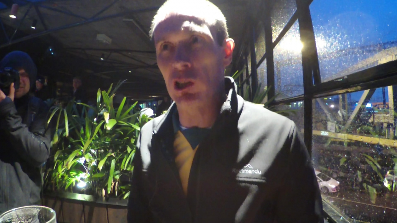 Интервью с Кевином Поллардом, австралийским организатором футбольных туров